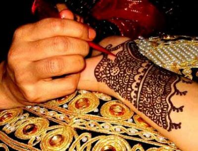 Mehndi / Sangeet Ceremony